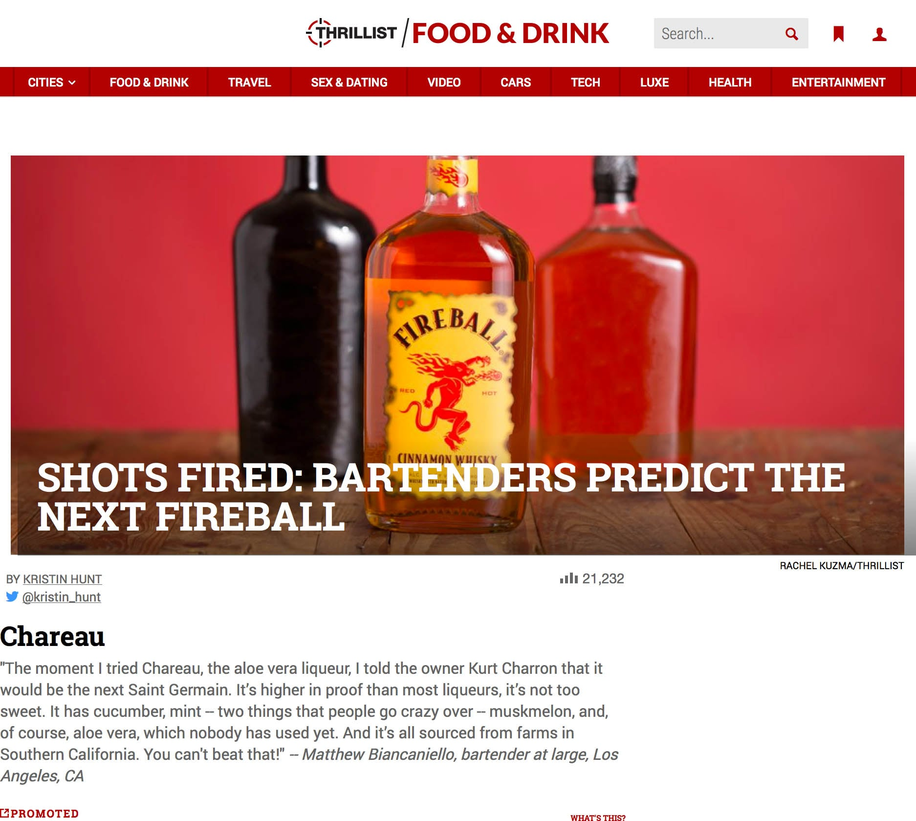 THRILLIST December 2015