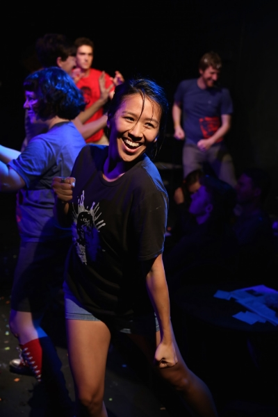 "San Francisco Neo-Futurists ""Best of 2014"" Show"