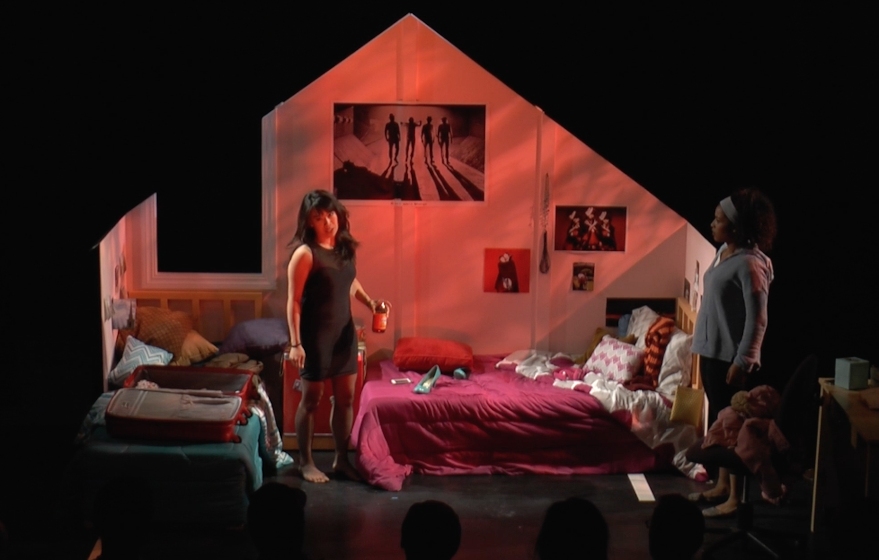 Hookman by Lauren Yee - Katharine Chin, Taylor Iman Jones