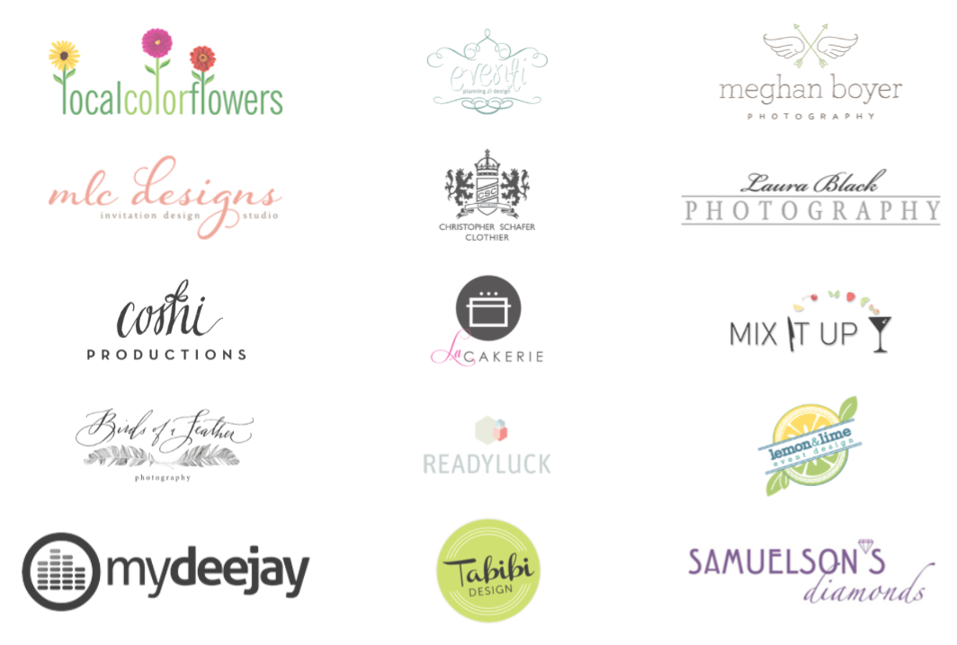 Vendor List at The Mix Event   JoAnna Dee Weddings