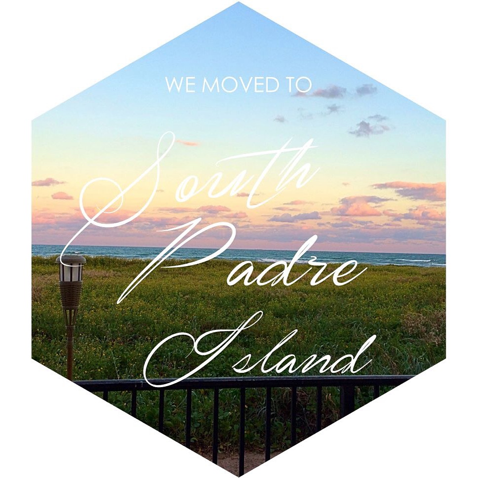 JoAnna Dee Weddings moved to South Padre Island