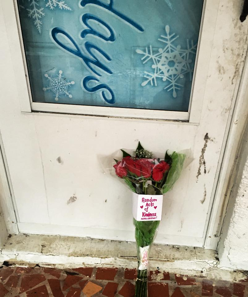 Random Acts of Kindness- Roses