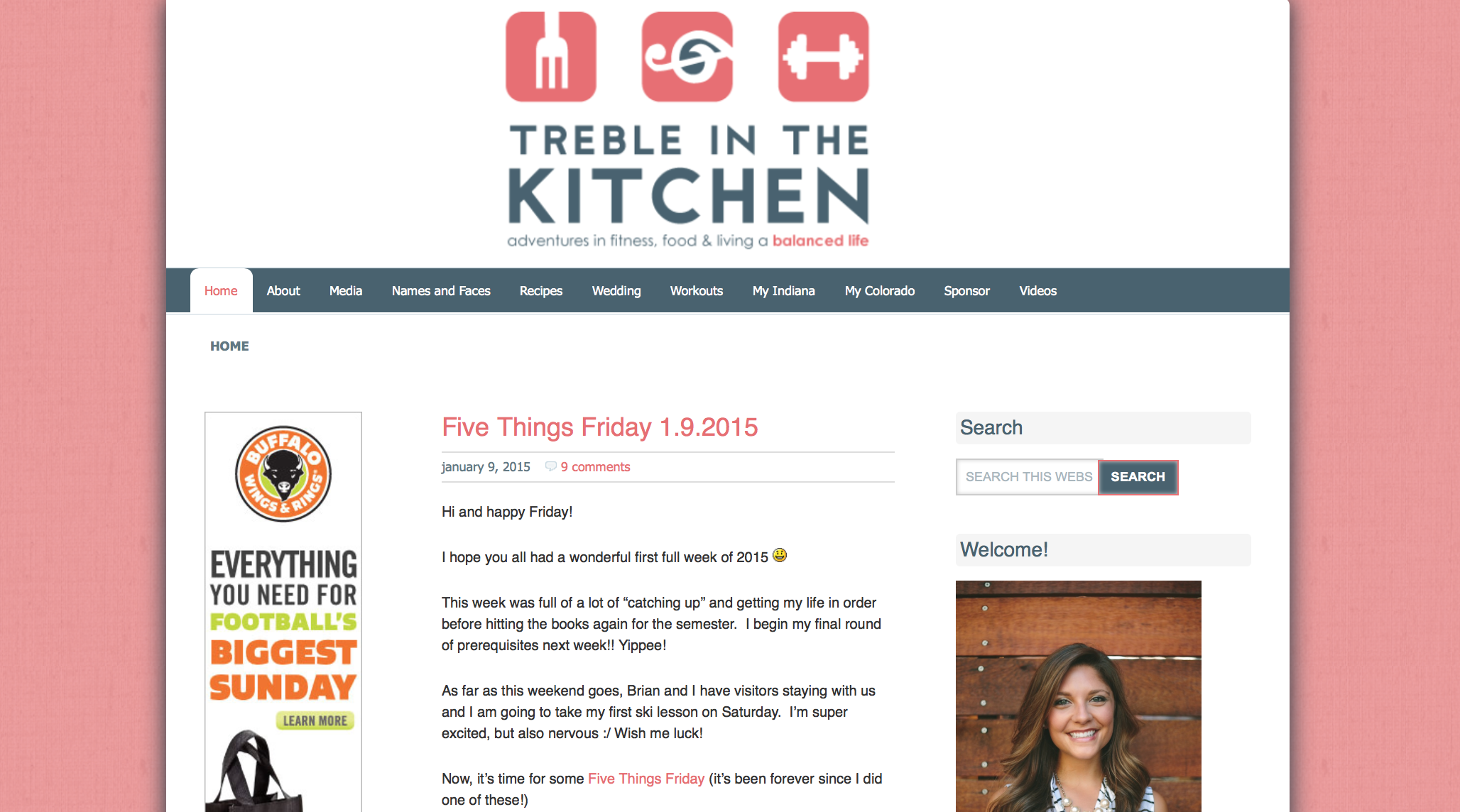 Trebel in the Kitchen - Healthy Lifestyle and Fitness Blog