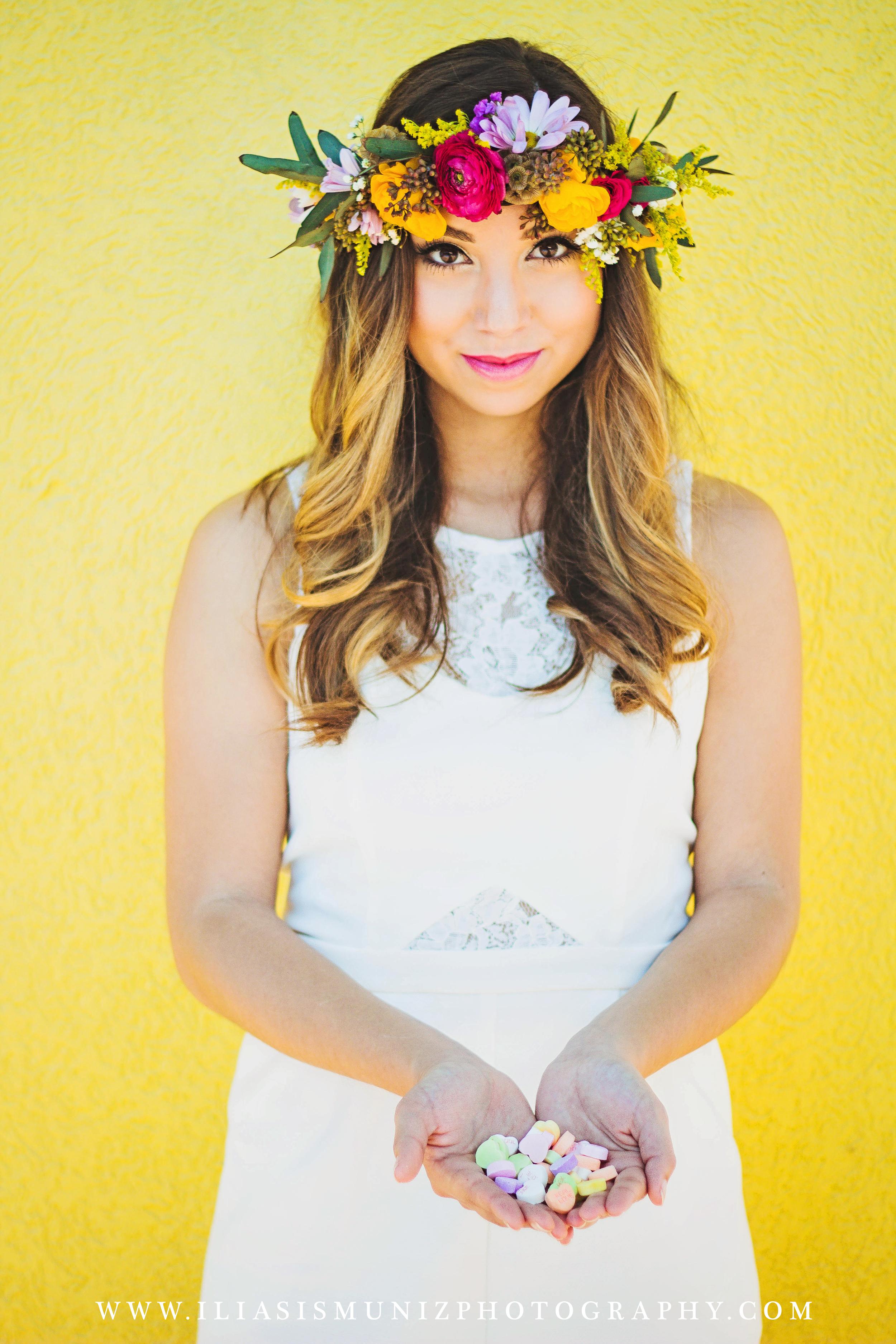 Yellow Wedding | South Padre Island Engagement Shoot