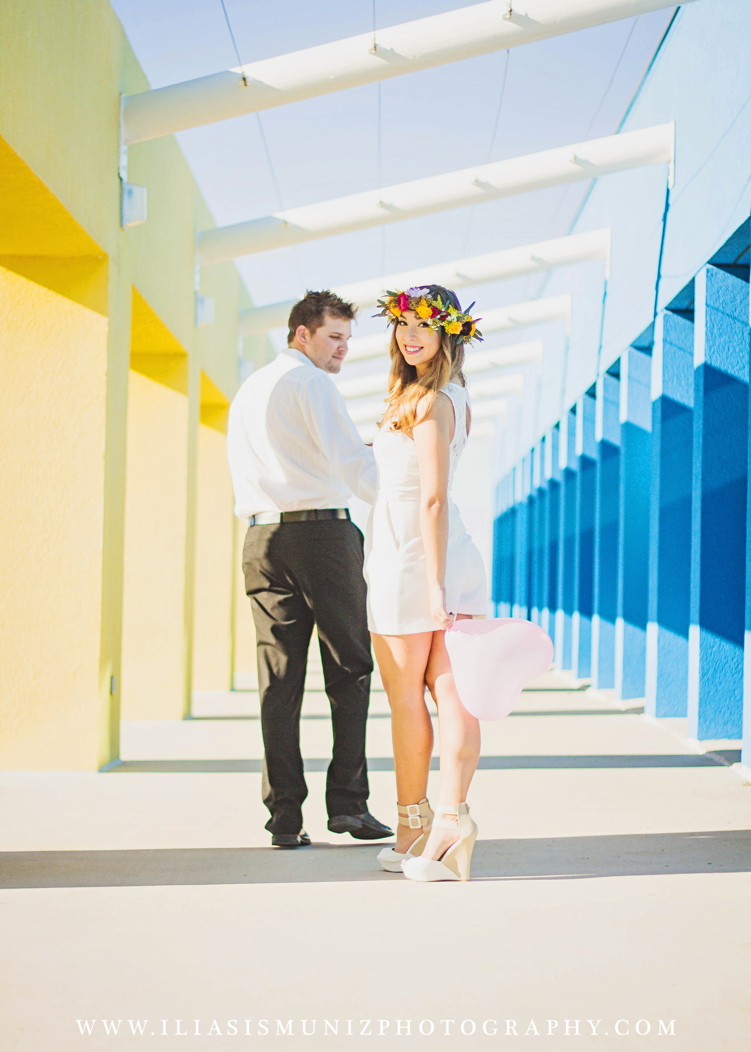 South Padre Island Engagement Shoot