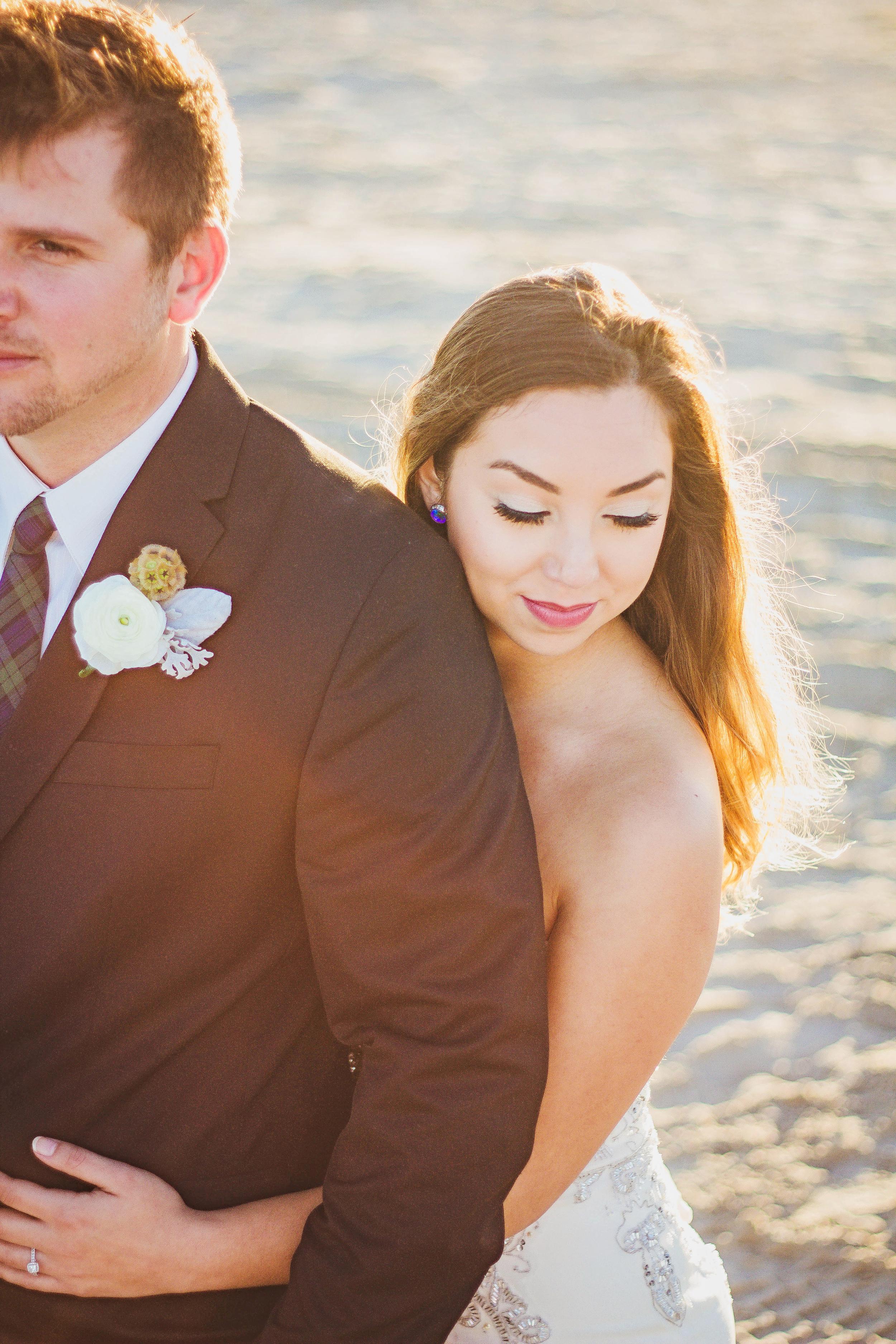 Beach Wedding | South Padre Island Weddings | JoAnna Dee Weddings