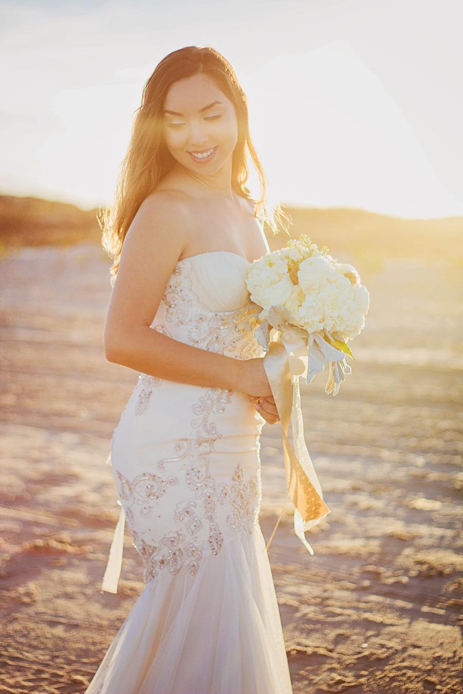 Sunset Ceremony | Beach Wedding