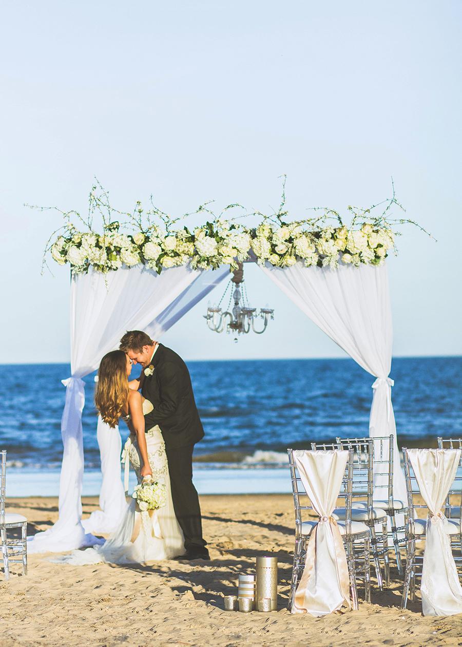 Beach Wedding | South Padre Island Wedding