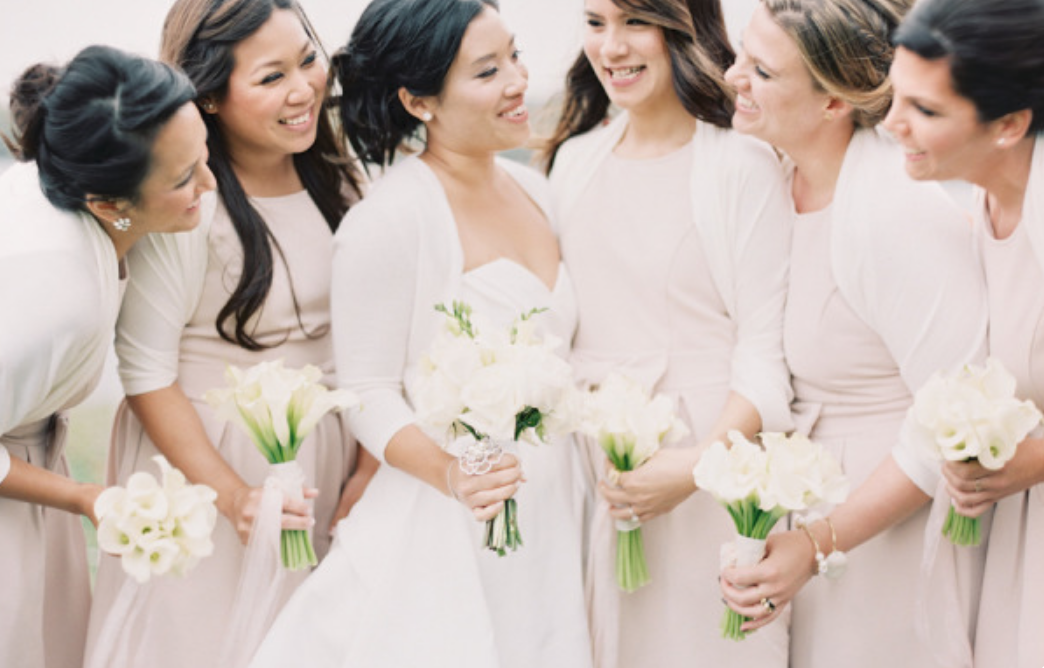 Style Me Pretty Feature: A Classic Black & White Wedding with Vicki Grafton Photography