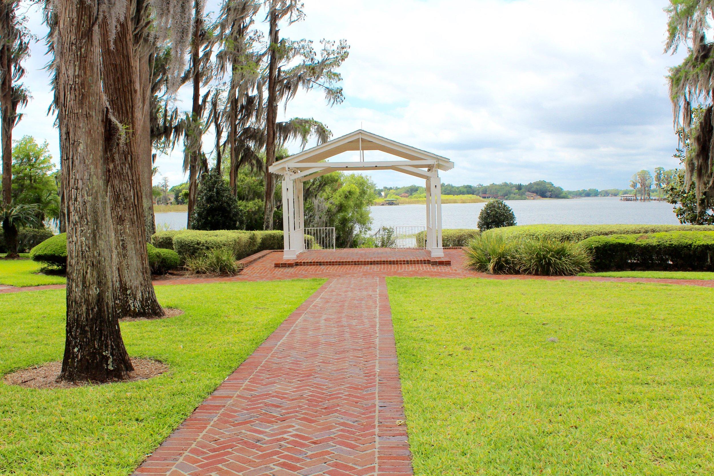 Cypress Grove Estate | Lawn Area