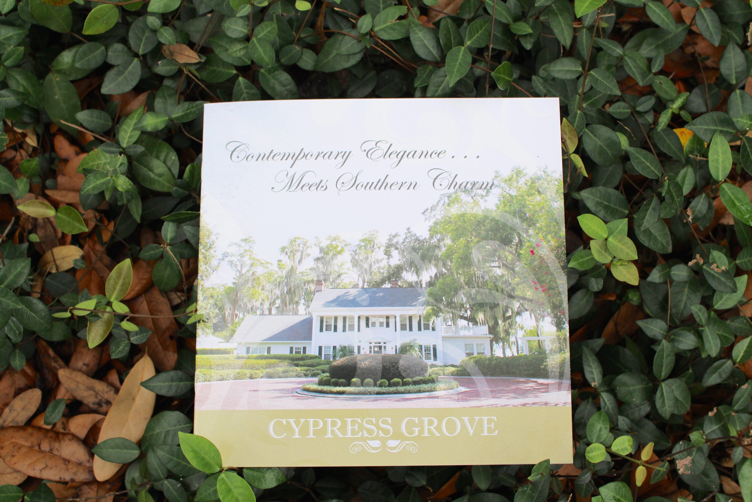 Cypress Grove Estate | Orlando Wedding Venue