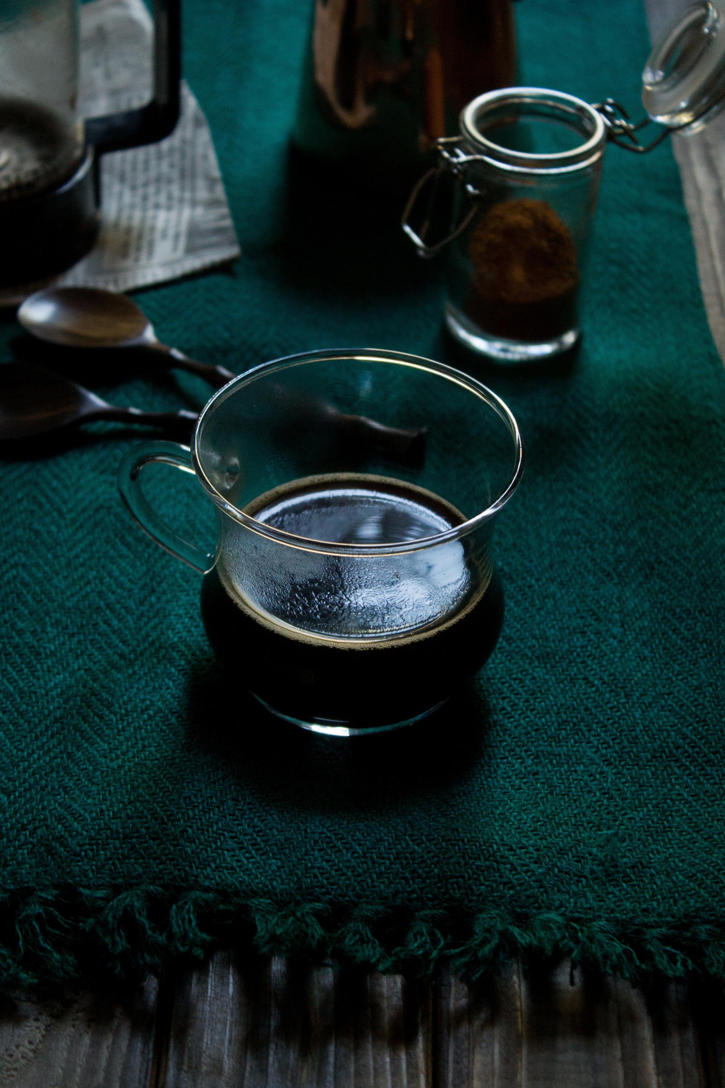 Cinnamon Cafe au Lait {Pedantic Foodie}