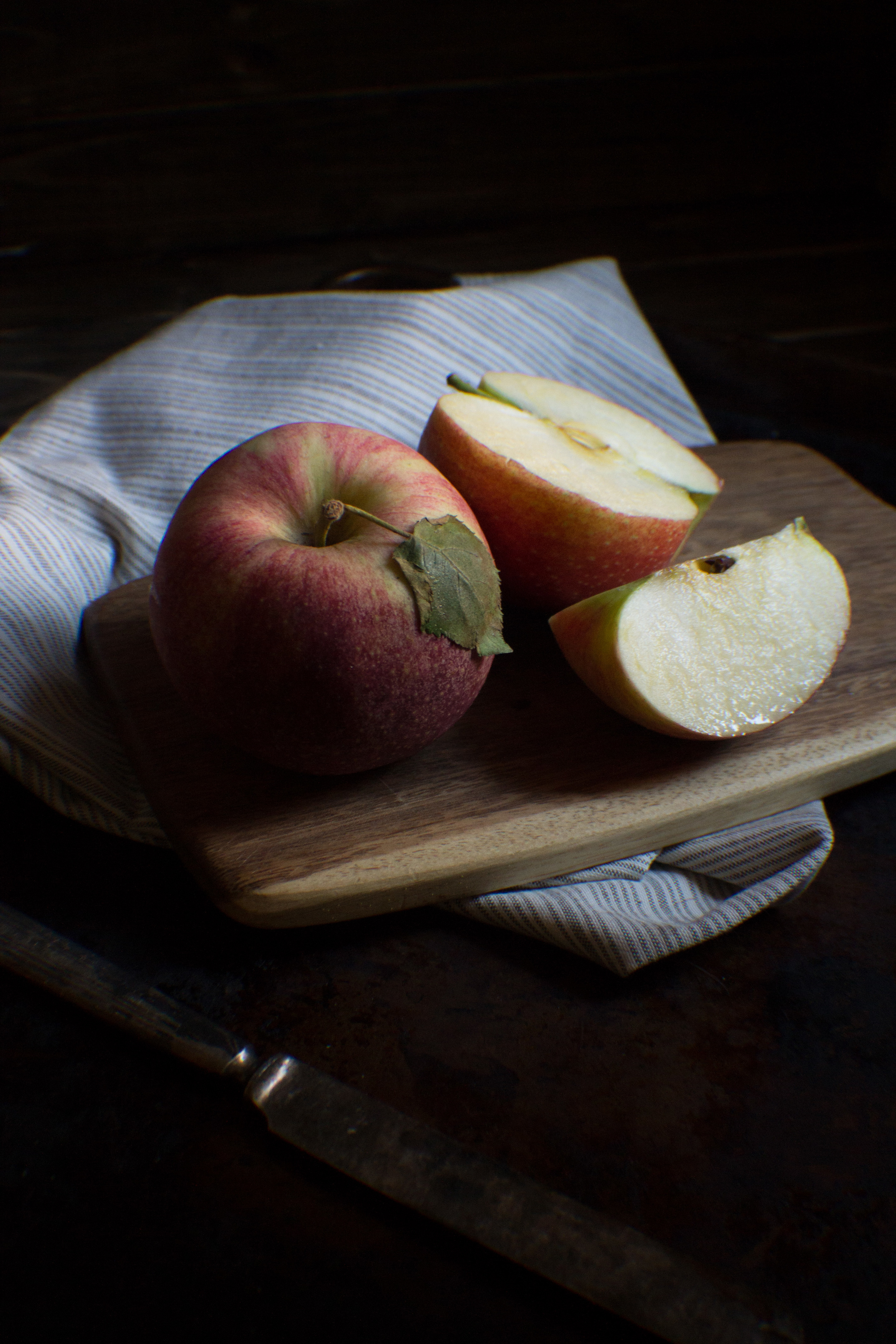 Apple and Fennel Bisque {Pedantic Foodie}