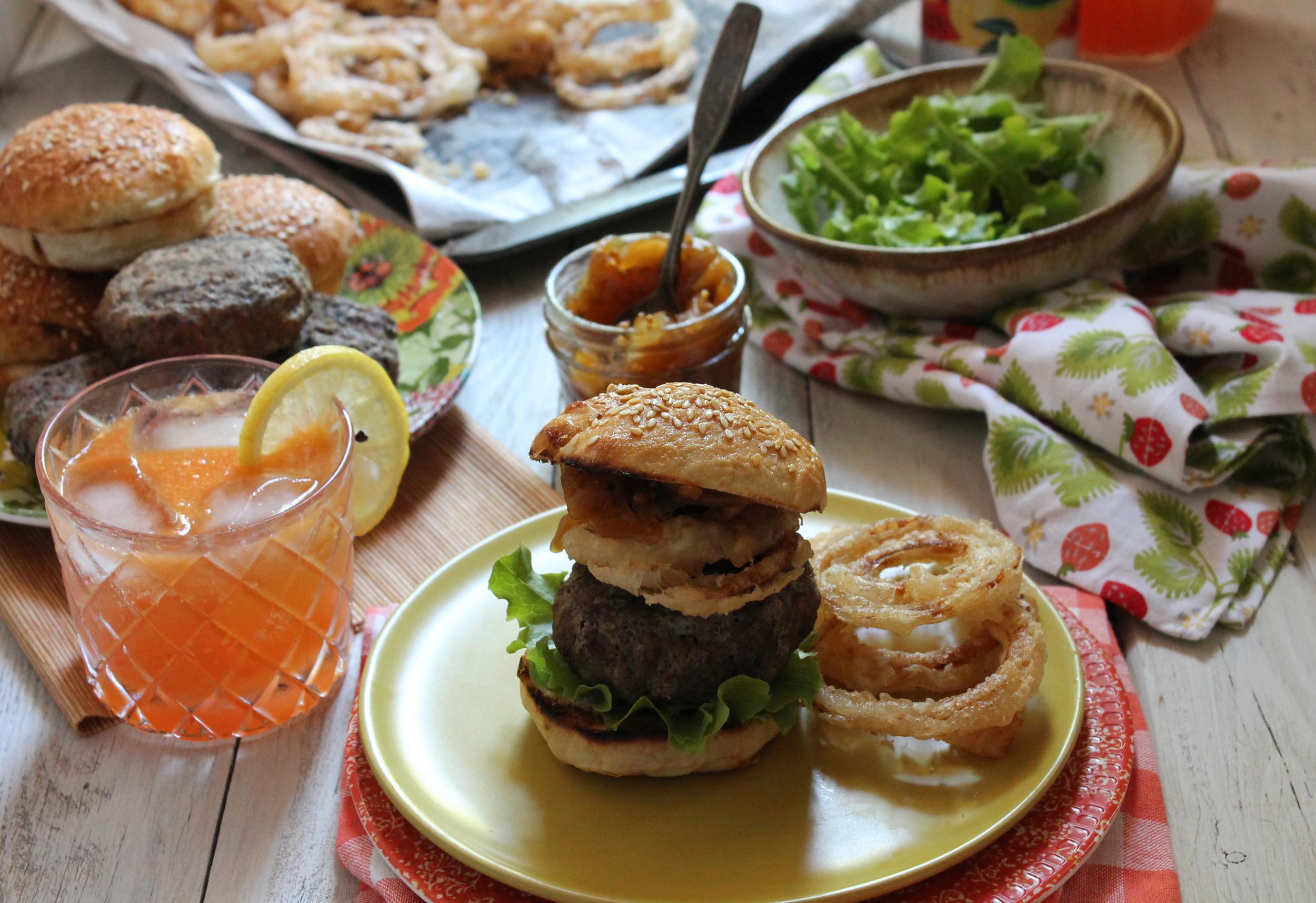 Burger Bash {Pedantic Foodie}