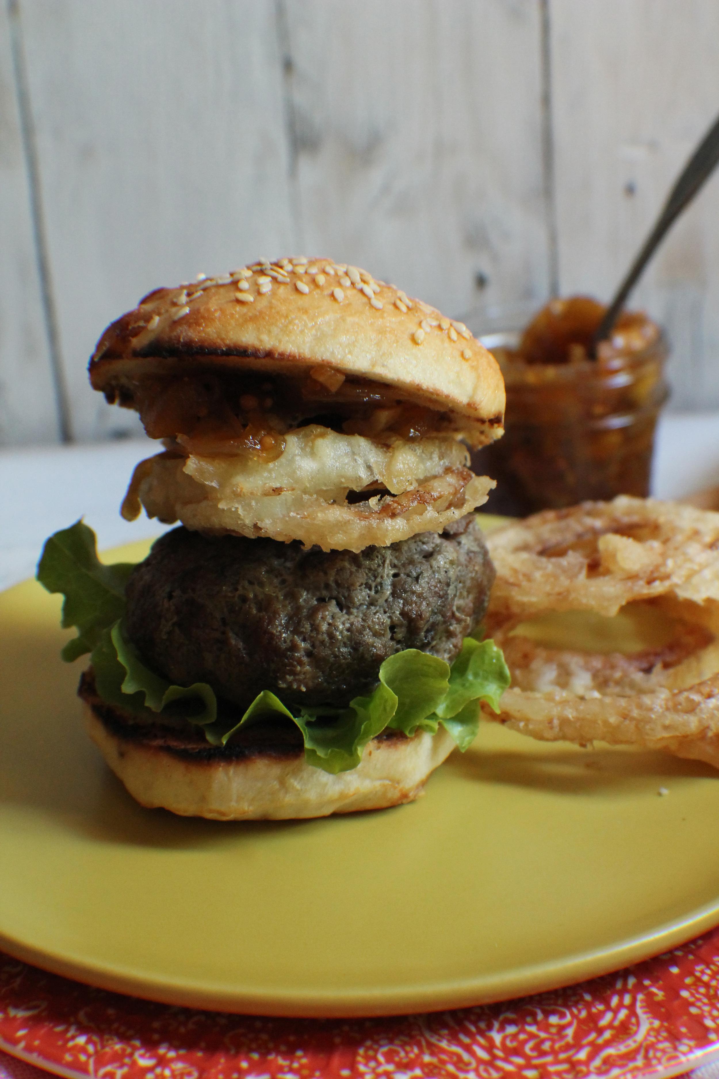 Burger Bash Burger {Pedantic Foodie}