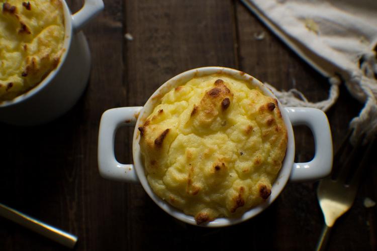 Twice-Cooked Potatoes