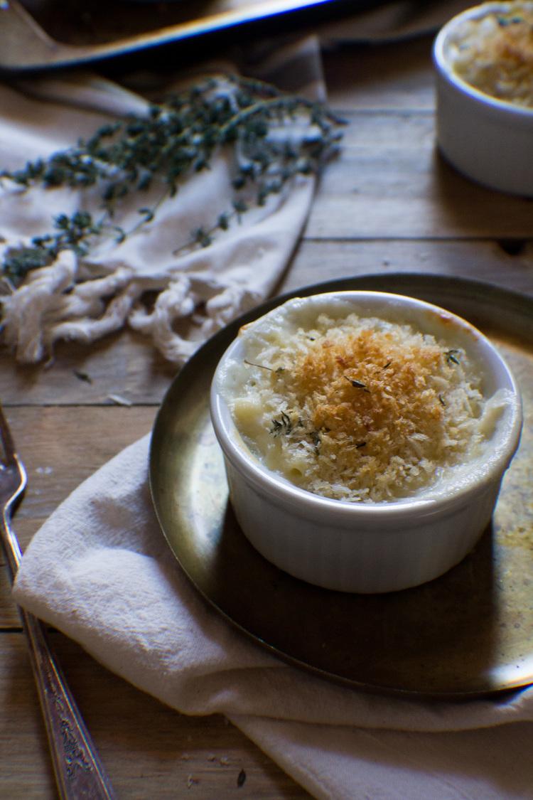 Brie Macaroni and Cheese