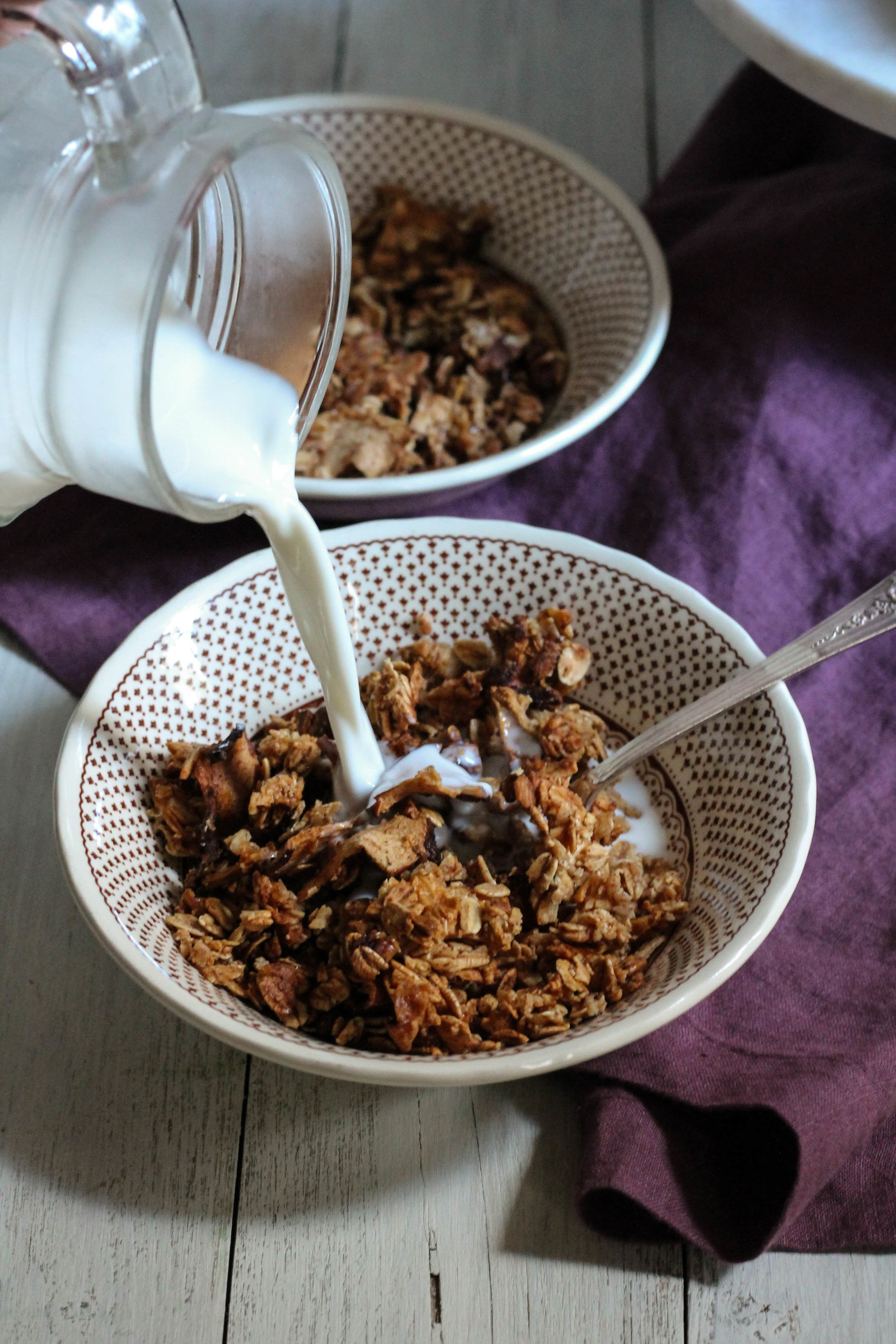 Apple & Oat Cereal