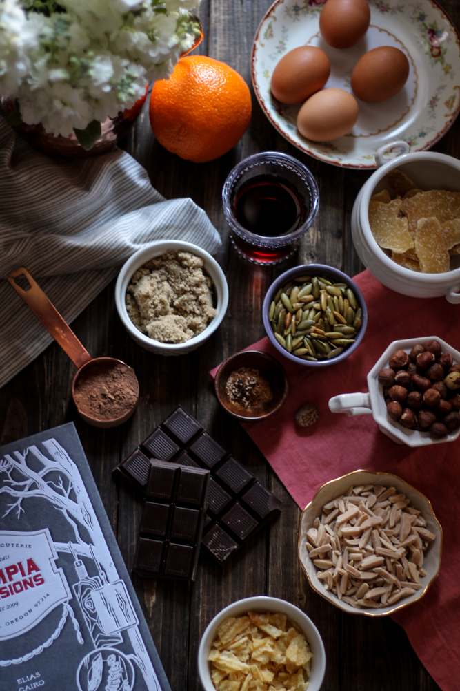 Chocolate Salami from Olympic Provisions {Pedantic Foodie}