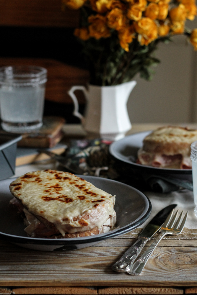 Croque Mon - Do What I Want {Pedantic Foodie}