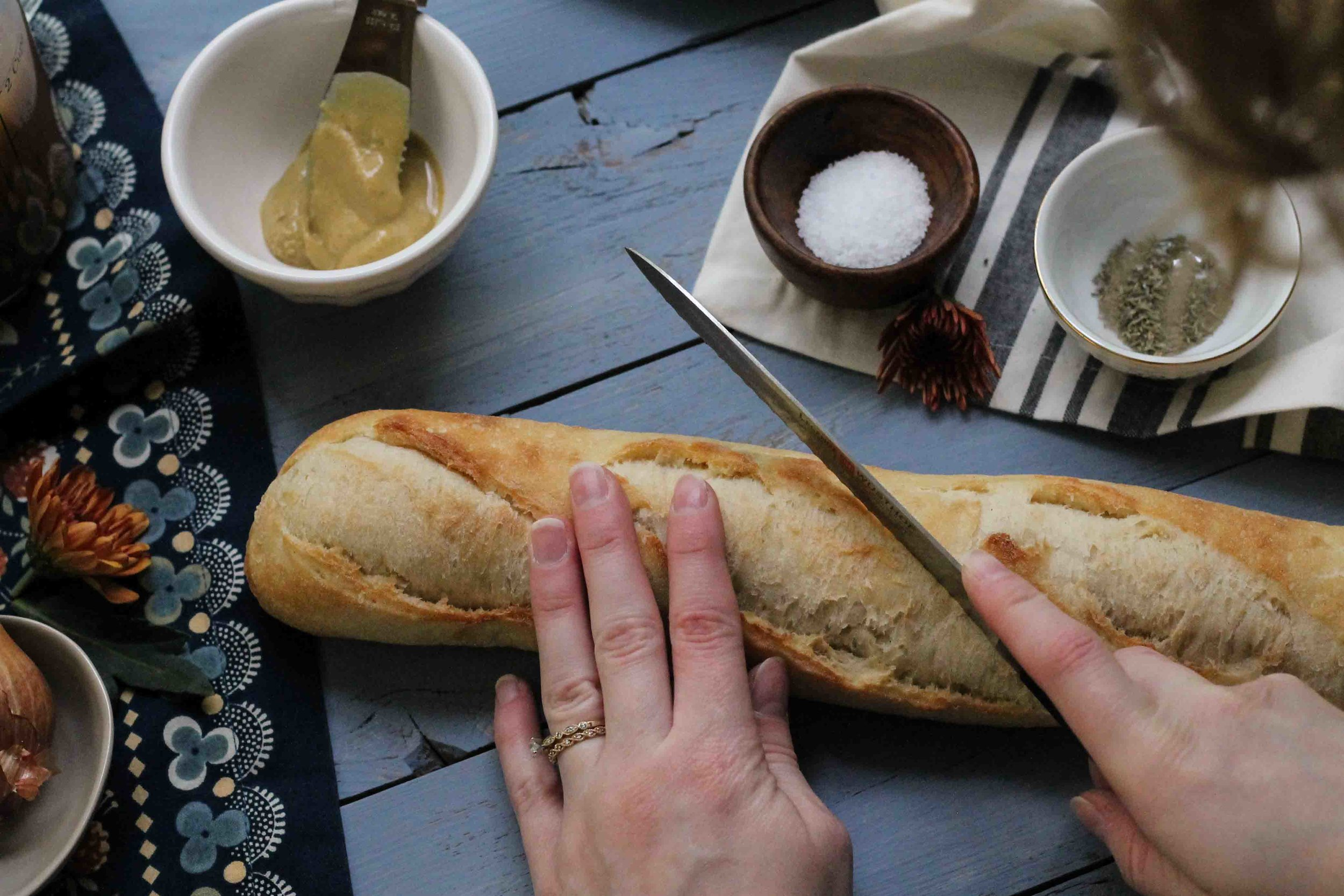 A fresh twist on a beloved classic, these pressed French dips are the perfect meal for a rainy weeknight at home. {Pedantic Foodie}