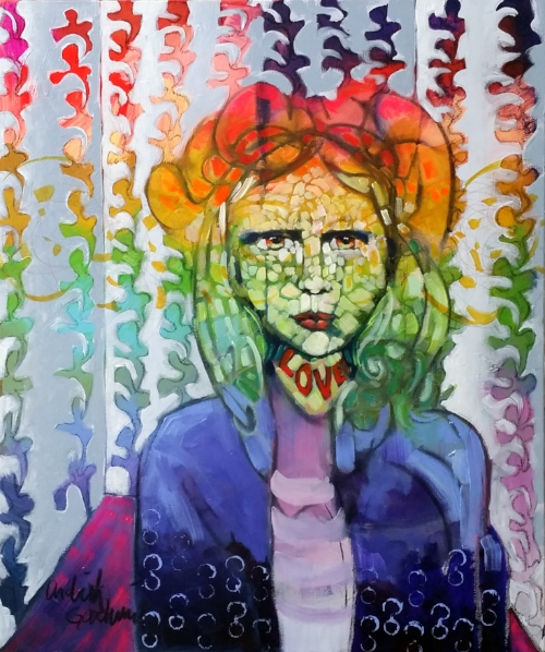 What Do You Mean You Don't Love Color? by Ardith Goodwin