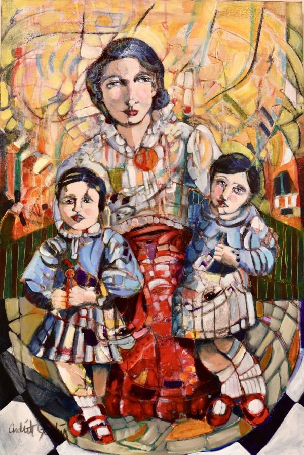 La Famiglia by Ardith Goodwin