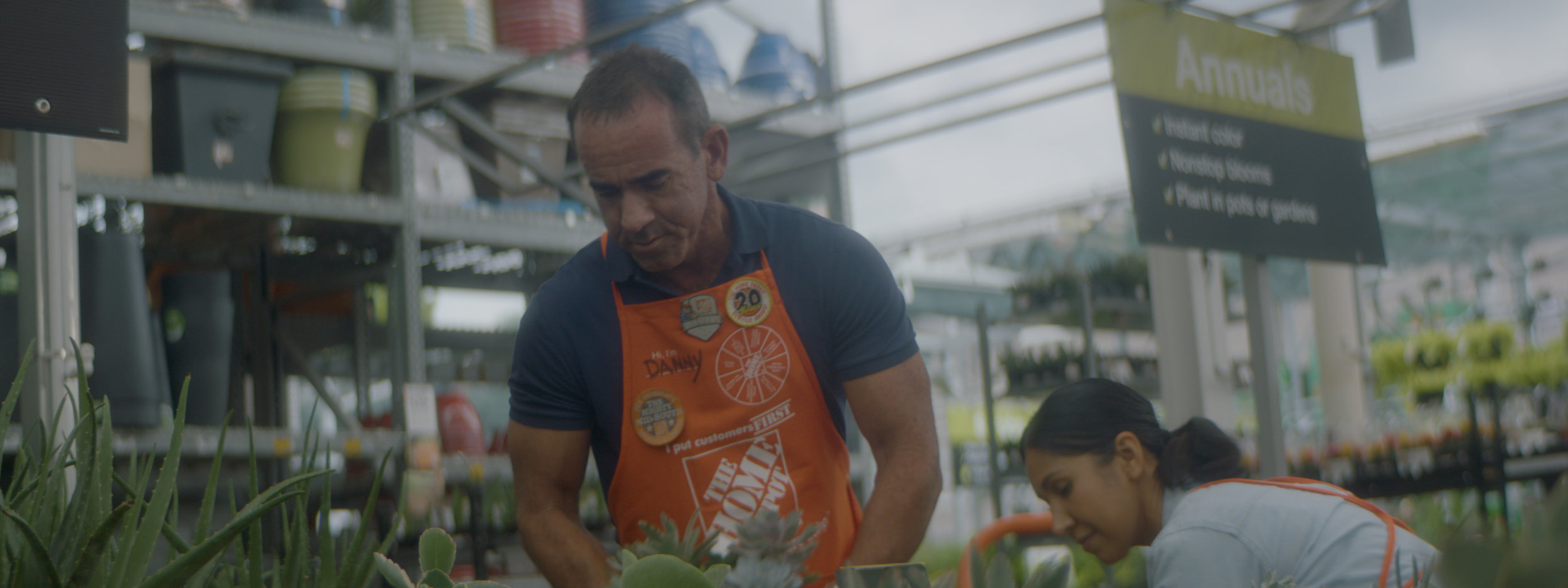 Home Depot Foundation // Veterans Day