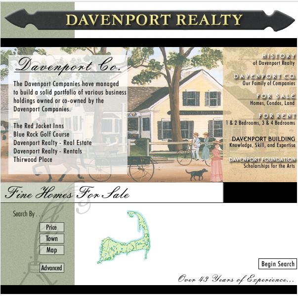 Davenport Realty - circa 2000