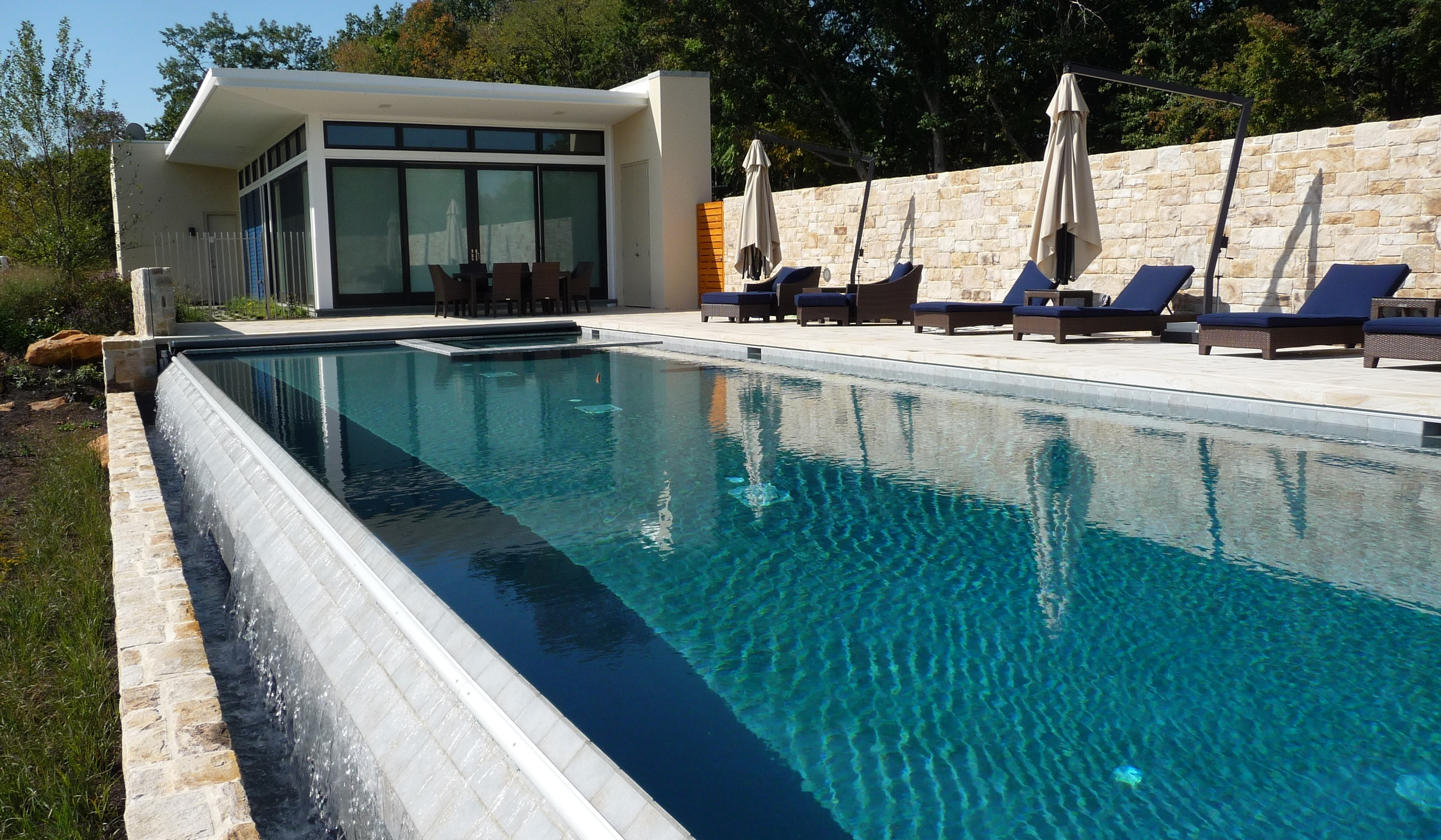 Award Winning Pool Design