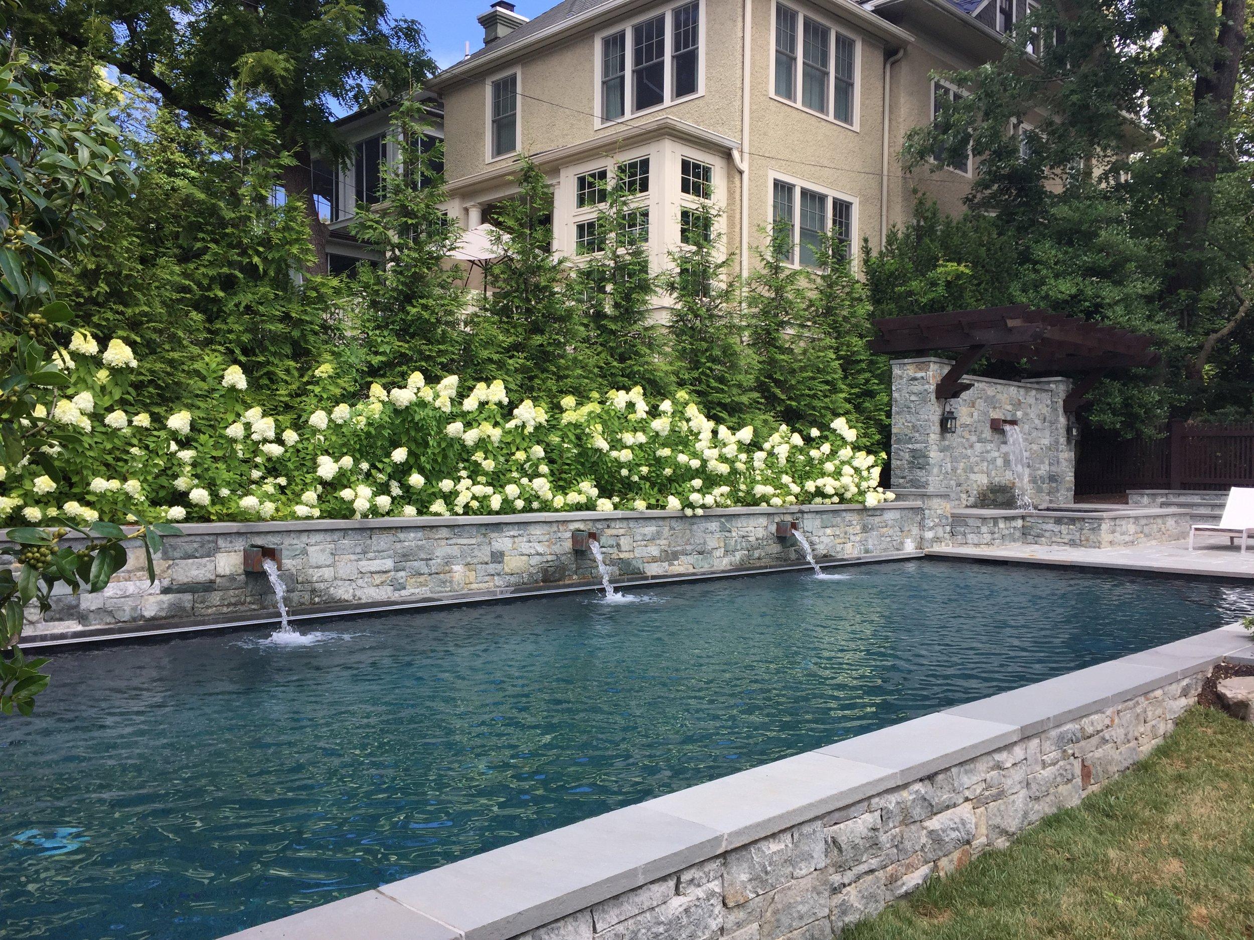 Custom Pools Design