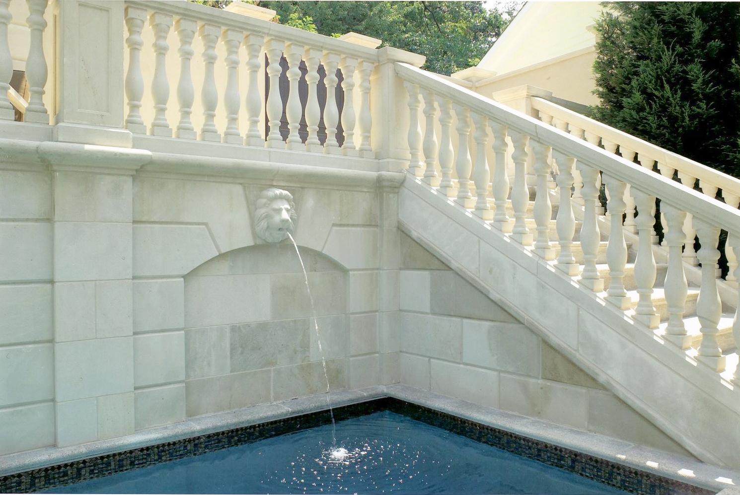 French Limestone Paradise Washington, D.C.