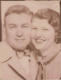 Astrid and loving husband Frank