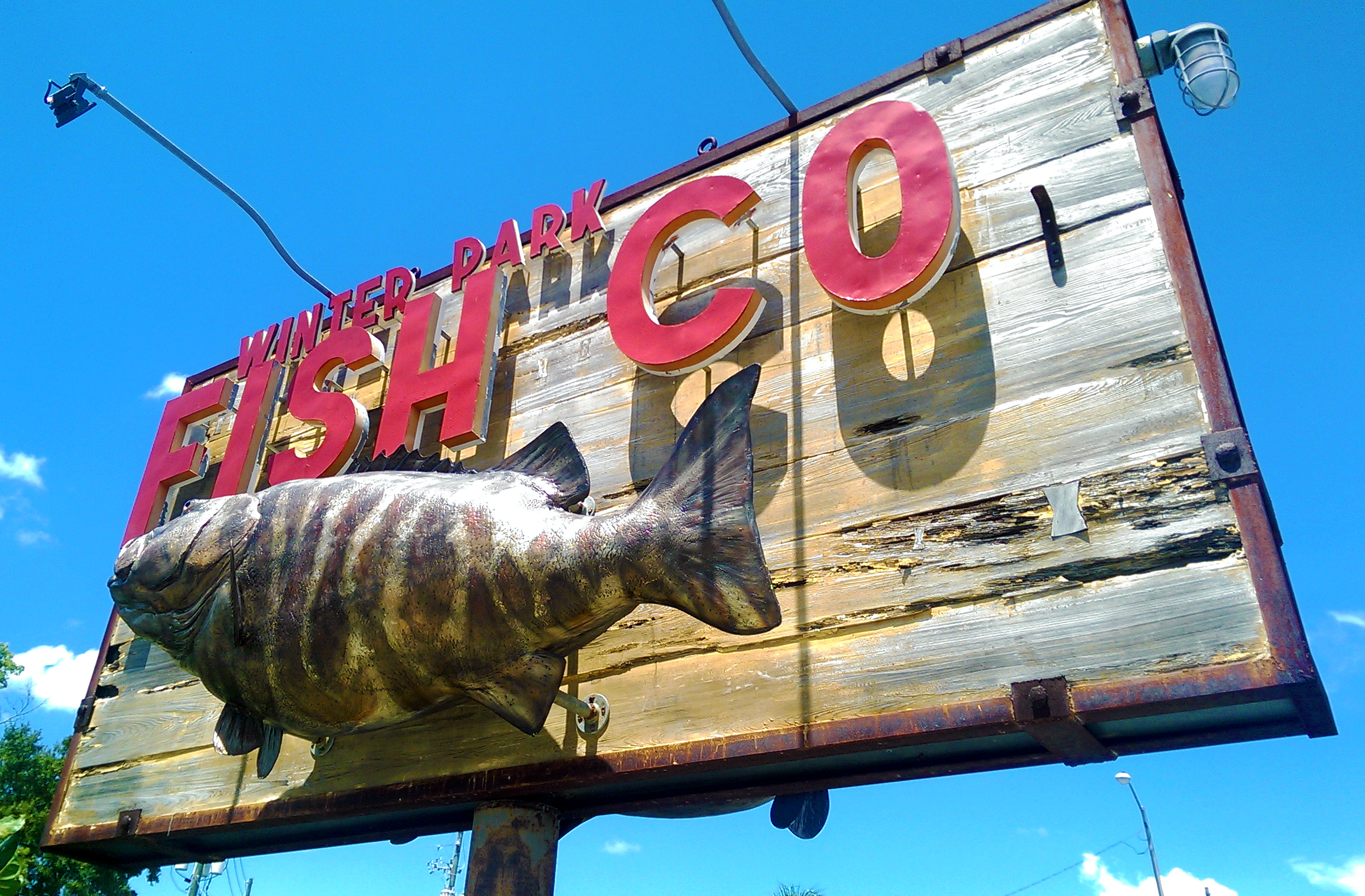 Winter Park Fish Co. Orlando Casual Dining