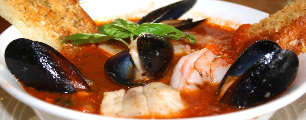 Cioppino Seafood Stew from Winter Park Fish Co.