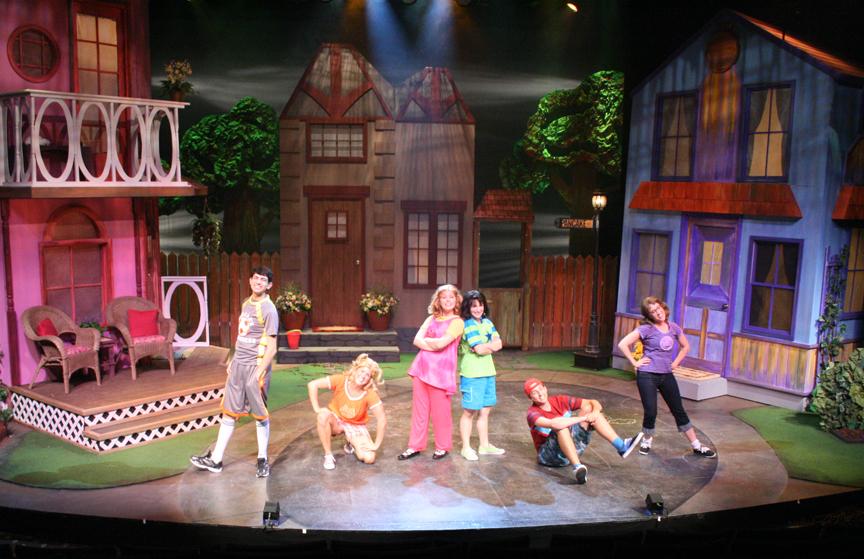 The Orlando Repertory Theatre