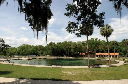 De Leon Springs Orlando Florida