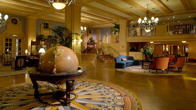 Disney's Yacht Club Resort (Photo Credit:  Disney )