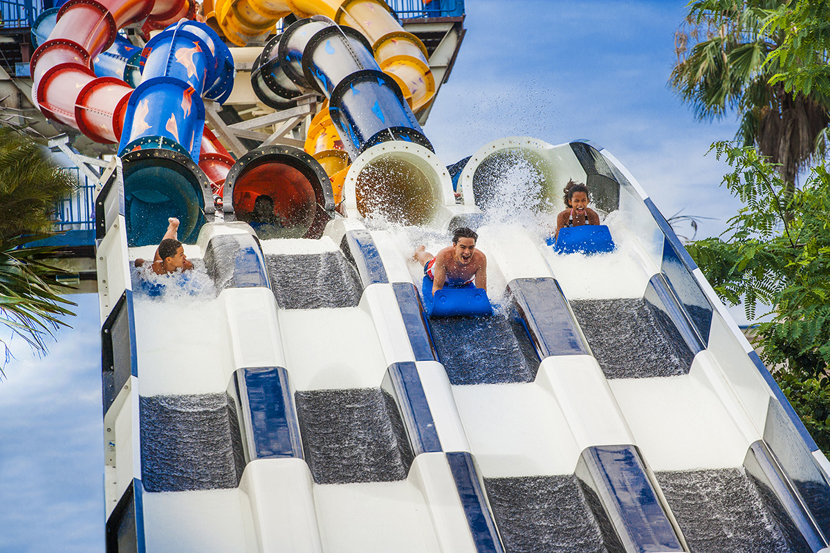 Wet N Wild Orlando Waterpark