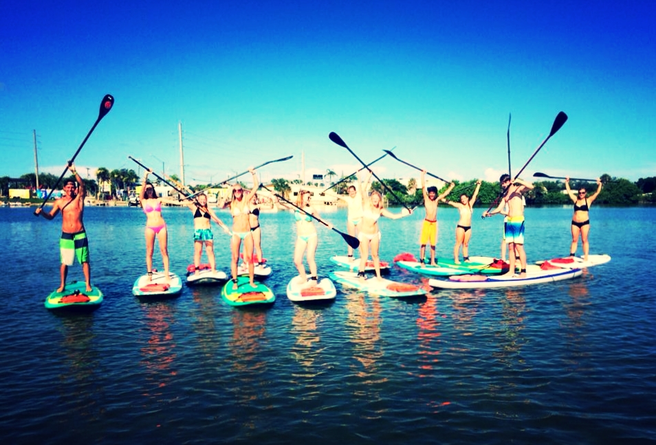 Group and Corporate Paddleboard Event