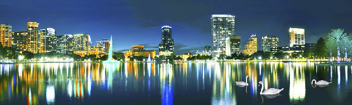 Lake Eola ( Source )