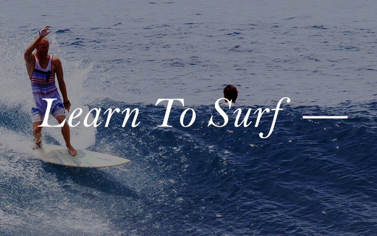 Learn to Surf Near Orlando