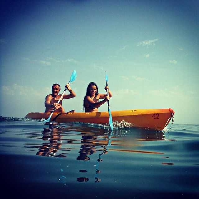 It takes two to kayak...not really but it's way more fun. Book your GetLocal kayak rental and see for yourself. #GetLocal #floridalife #kayak #funinthesun