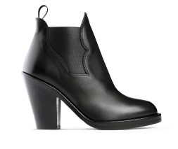 Star Black Bootie by Acne