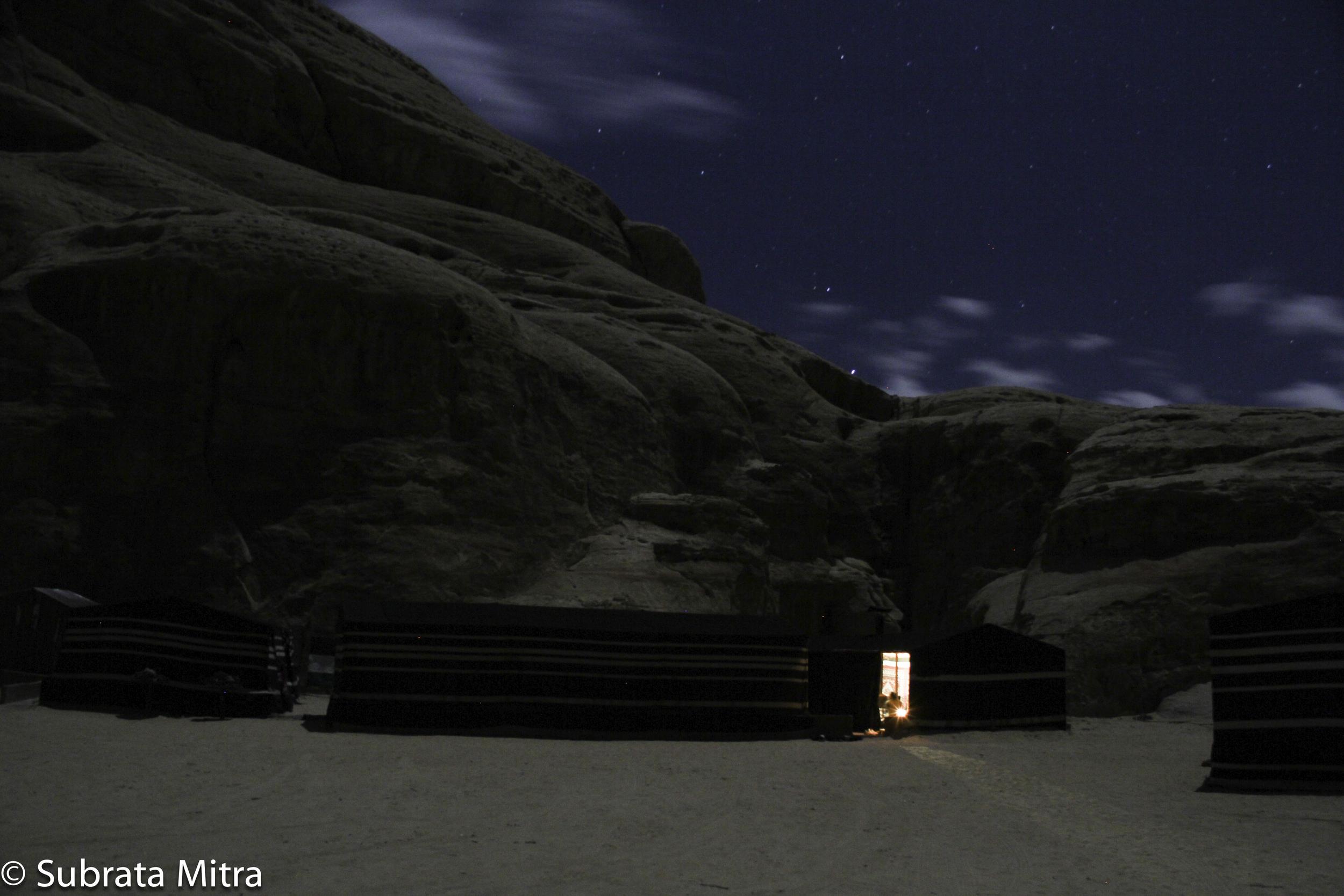 Bedouin Directions Camp, Wadi Rum Protected Area