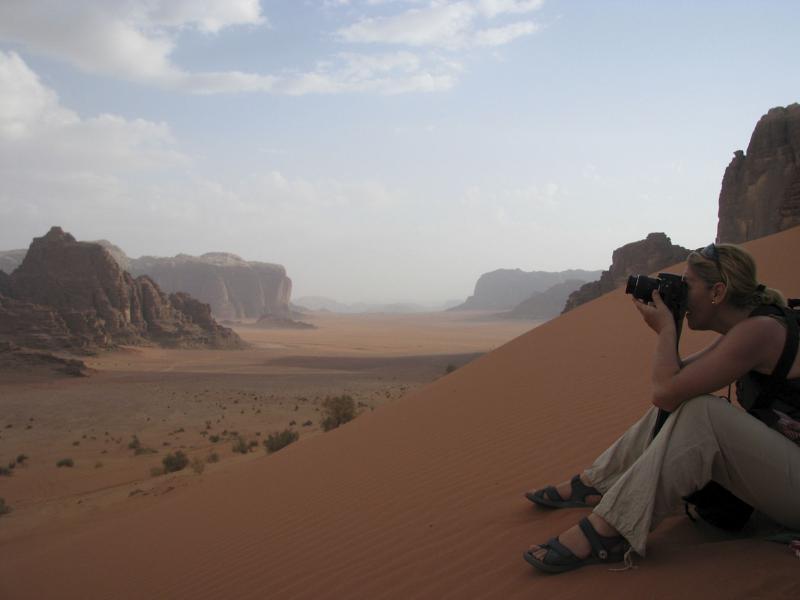 Wadi Rum Protected Area
