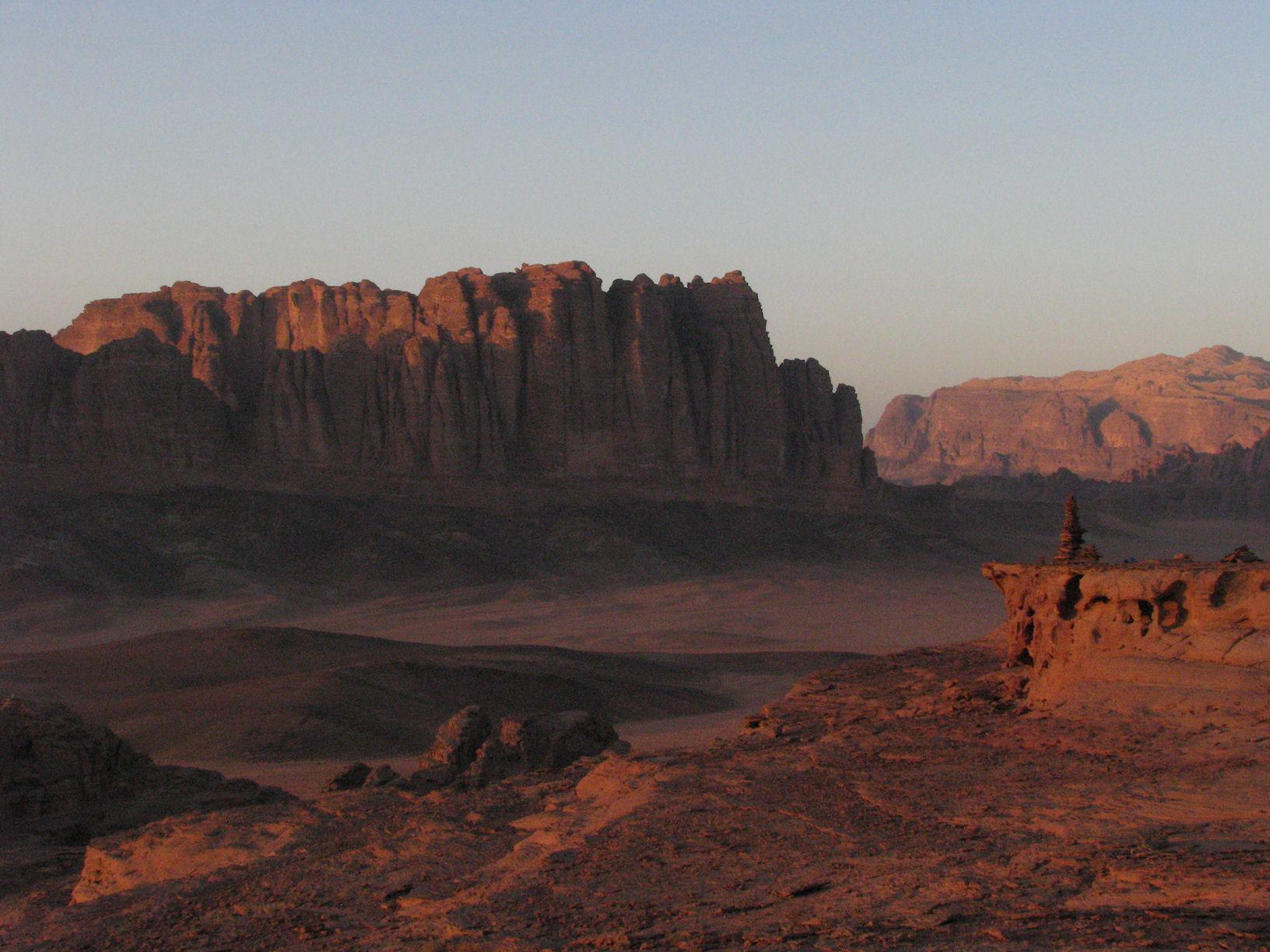 El Qattar, Wadi Rum