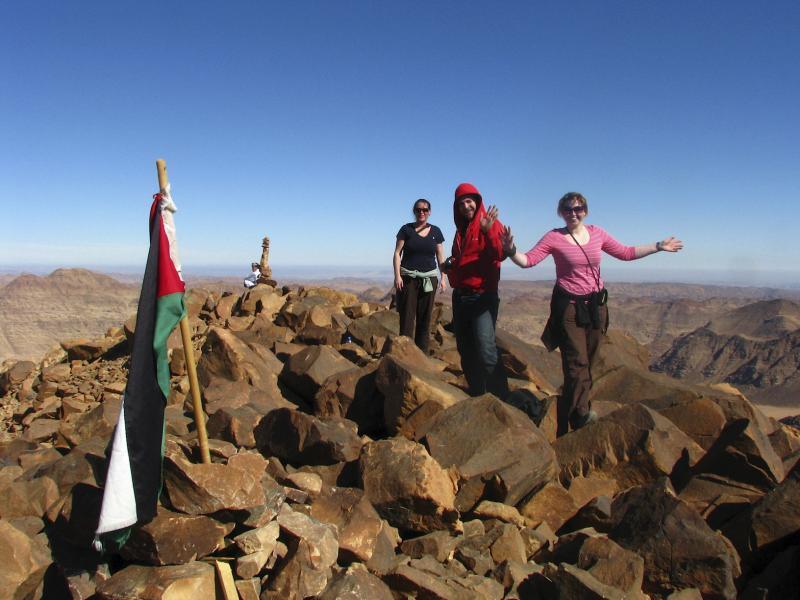 Taken by Bedouin Directions
