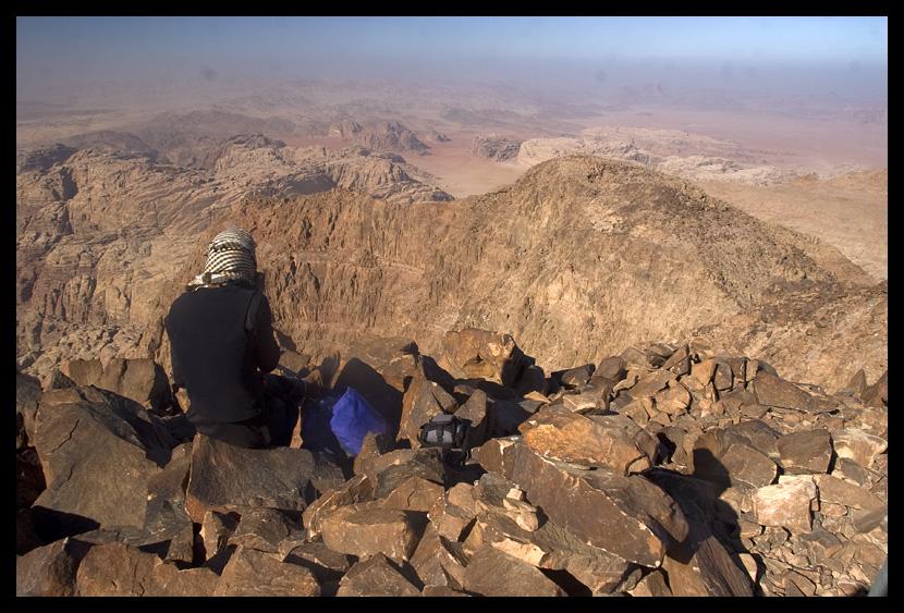 Jebel Um Ad Dami, Wadi Rum