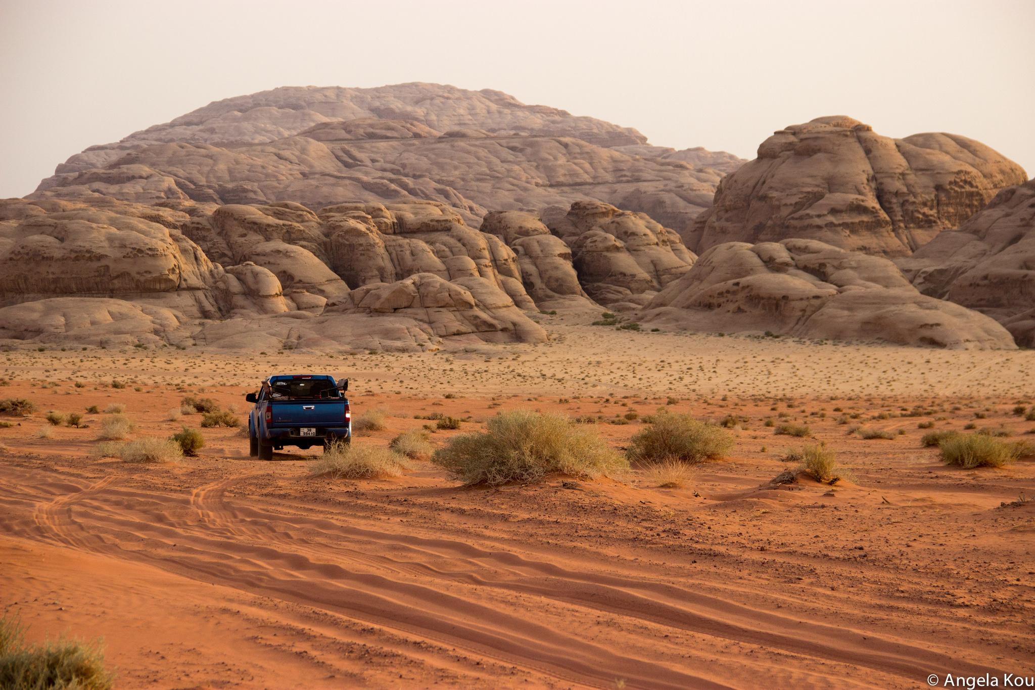 Wadi Rum - Bedouin Directions Camp